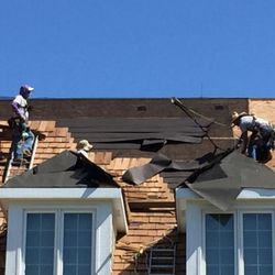 Photo Of Advanced Roofing Technologies   Mundelein, IL, United States. The  Installation Of
