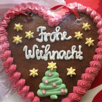 Sweet Swabian German Gingerbread Hearts To Hang In Your Home Yelp