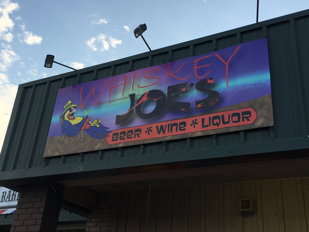Whiskey Joe's: 506 S Park Dr, Broken Bow, OK