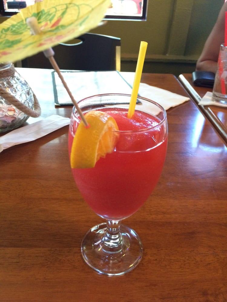 Strawberry daiquiri yelp for Austin s caribbean cuisine