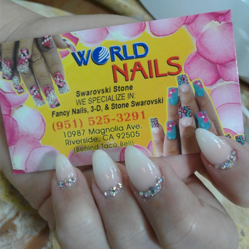Its sooo hard to find a good nail shop, Rose and David never let me ...