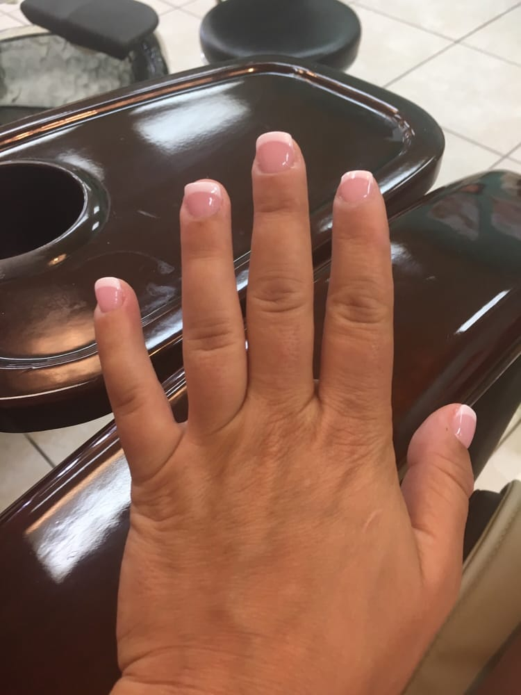 Photo Of Dynasty Nails Permanent Makeup Melbourne Fl United States Pink