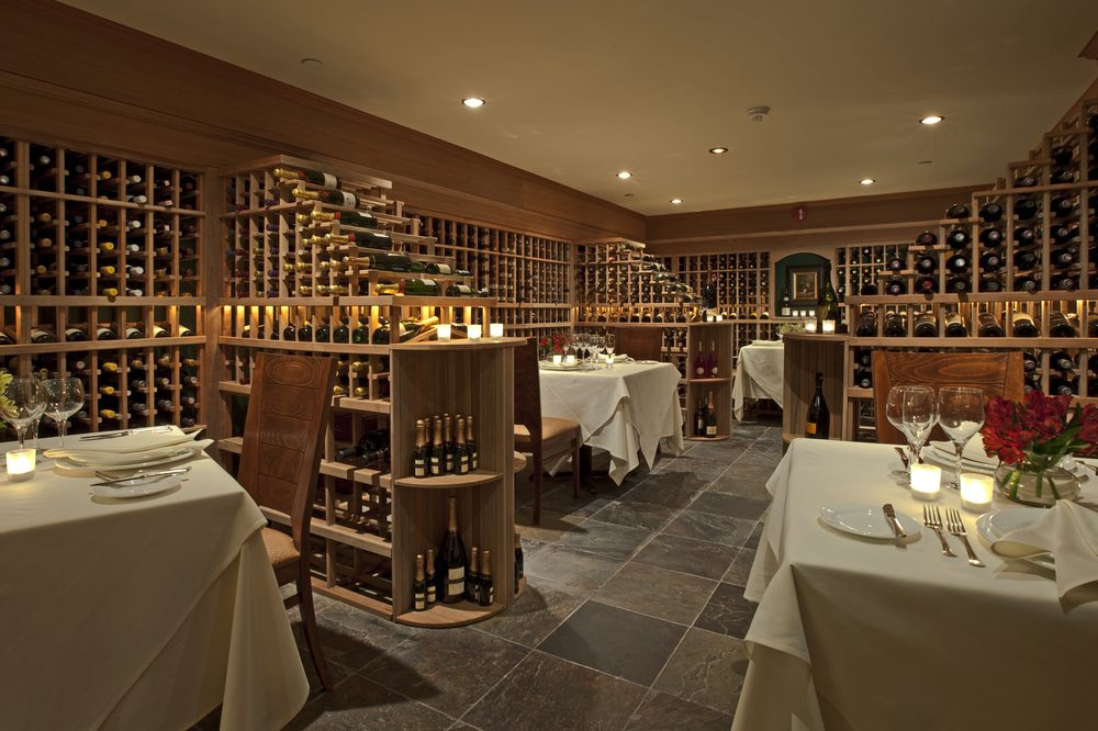 1865 wine cellar: 101 Mountain View Rd, Whitefield, NH