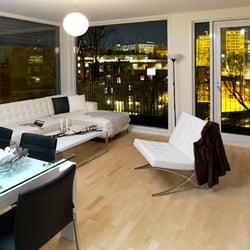 Photo Of Akershave Apartments Oslo Norway Lys Leilighet Med Panorama Utsikt Åpen