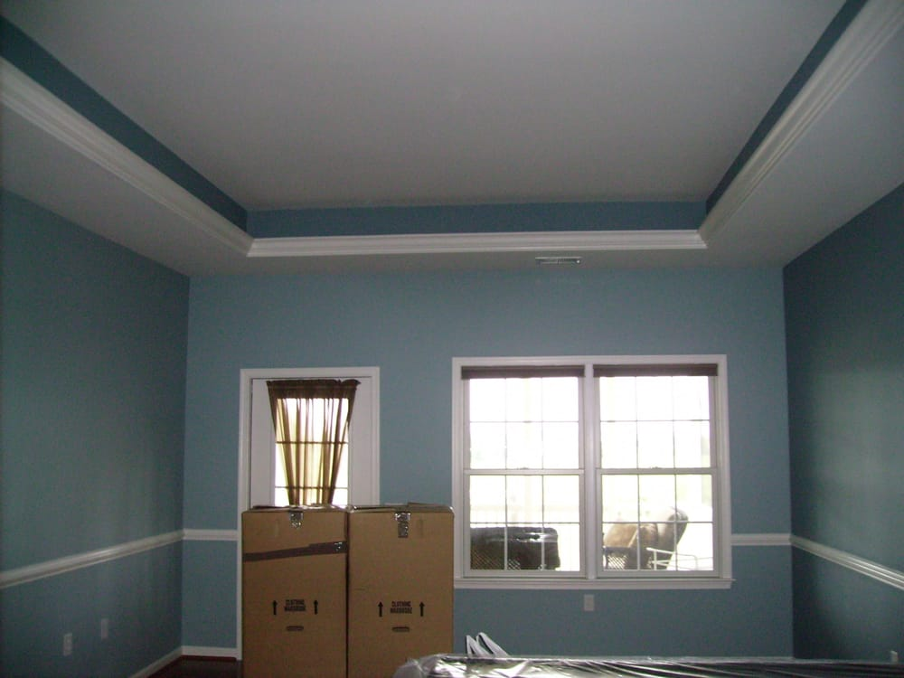Paint Ceiling Same Color As Walls Interesting Painting Walls And Ceiling Same Color Decorating