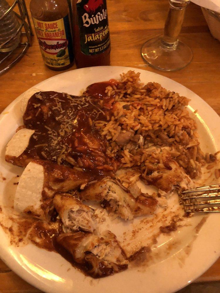 Carmelita's Southwestern Grill: 618 Oak St, Calumet, MI