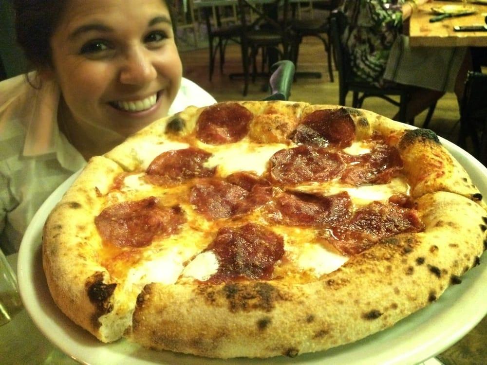 Pepperoni Pizza Yelp