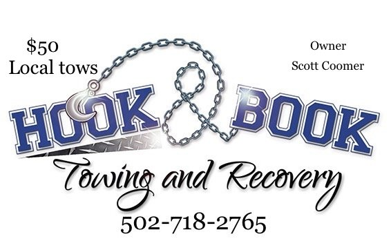 Hook & Book towing & recovery: Louisville, KY