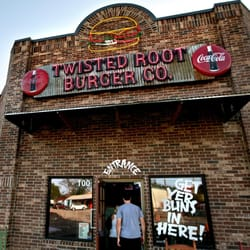 Twisted Root Burger Co Roanoke