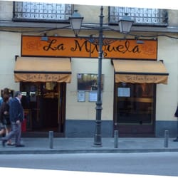 Recommended Restaurants In La Latina