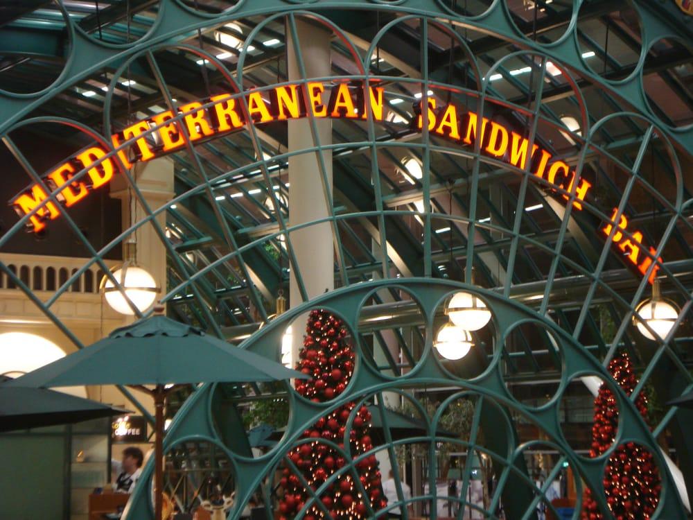 Mediterranean Sandwich Bar 810: Amsterdam, NH