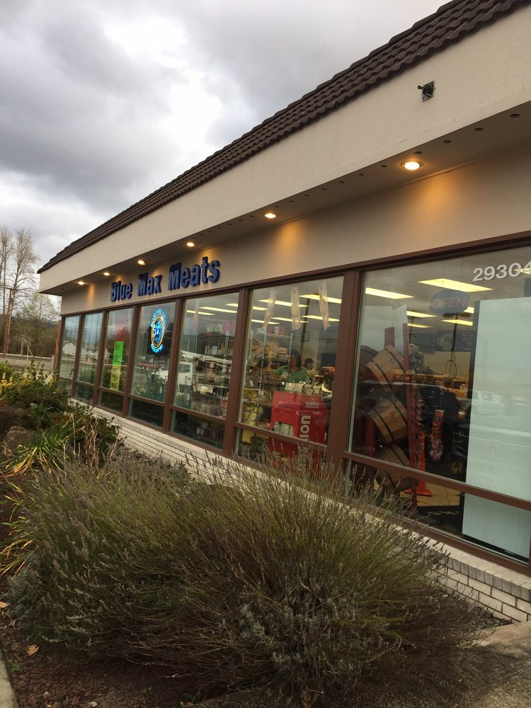 Blue Max Meats: 29393 WA-410, Buckley, WA