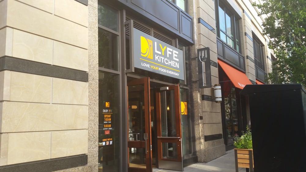 Lyfe Kitchen On Clark In Chicago Yelp