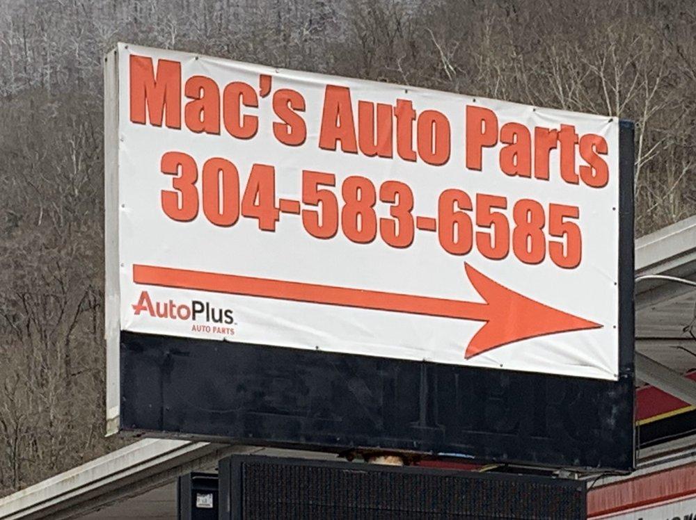 Mac's Service Center: 1286 Huff Creek Hwy, Mallory, WV