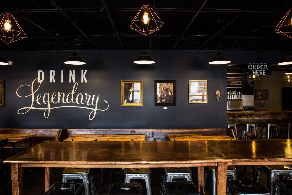 Jackalope Brewing Company - The Den