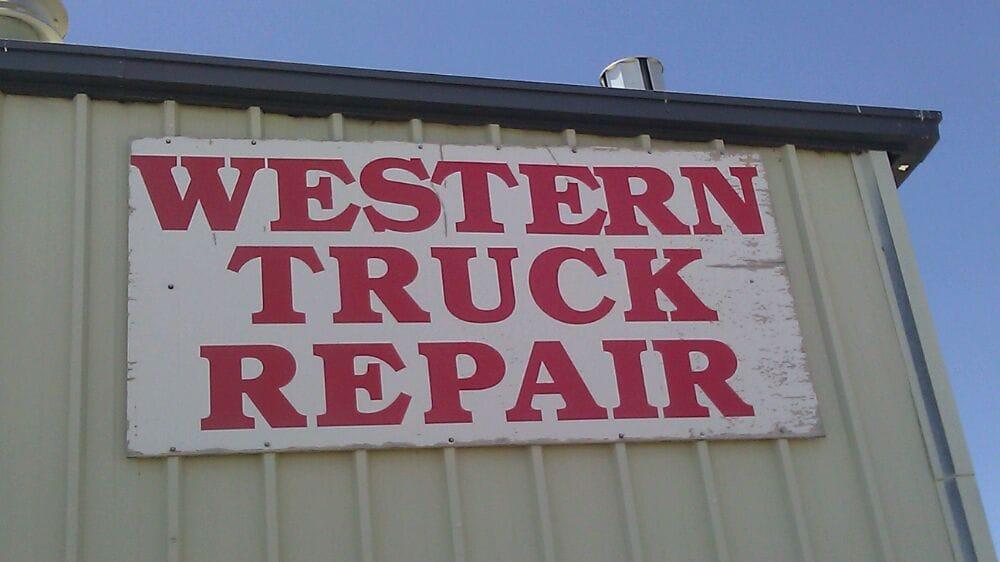 Western Truck Repair: 3024 E Cedar, Rawlins, WY