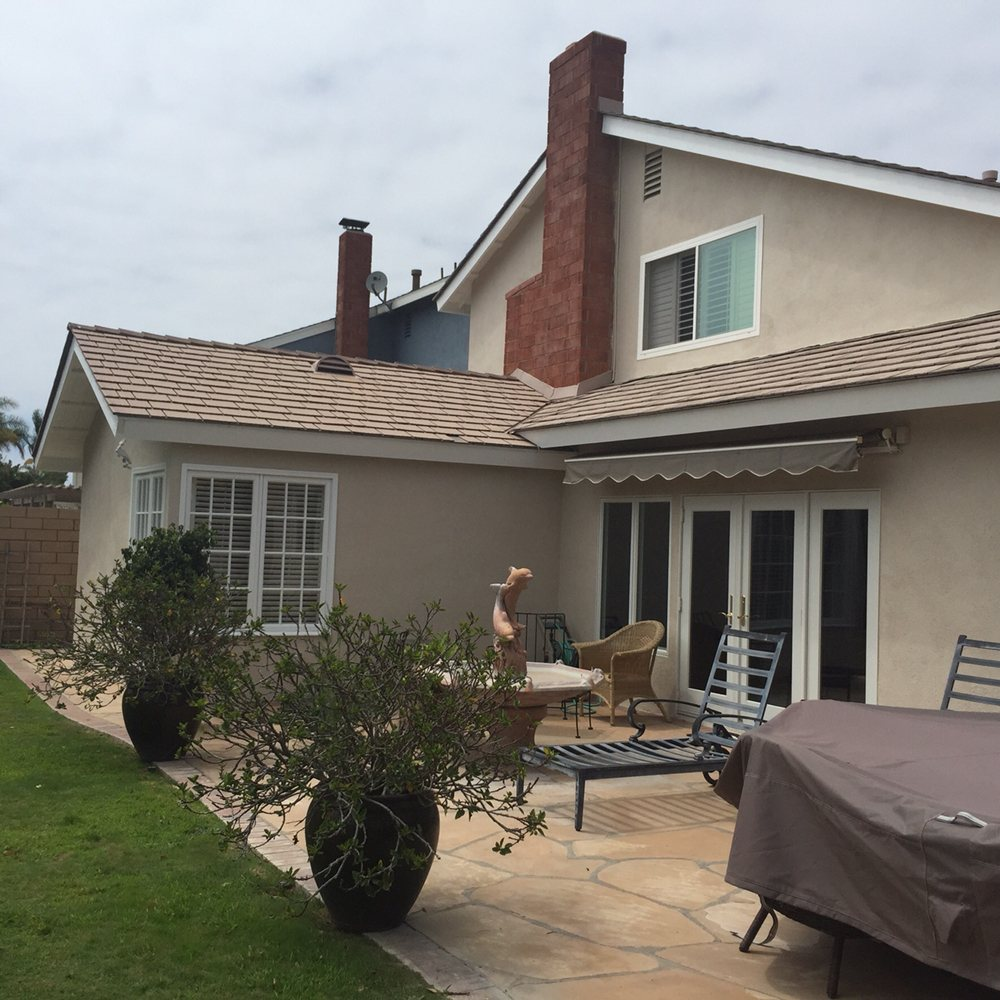 The Living Room Costa Mesa Yelp: Exterior Painting Project