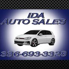 IDA Auto Sales: 1221 W Webb Ave, Burlington, NC