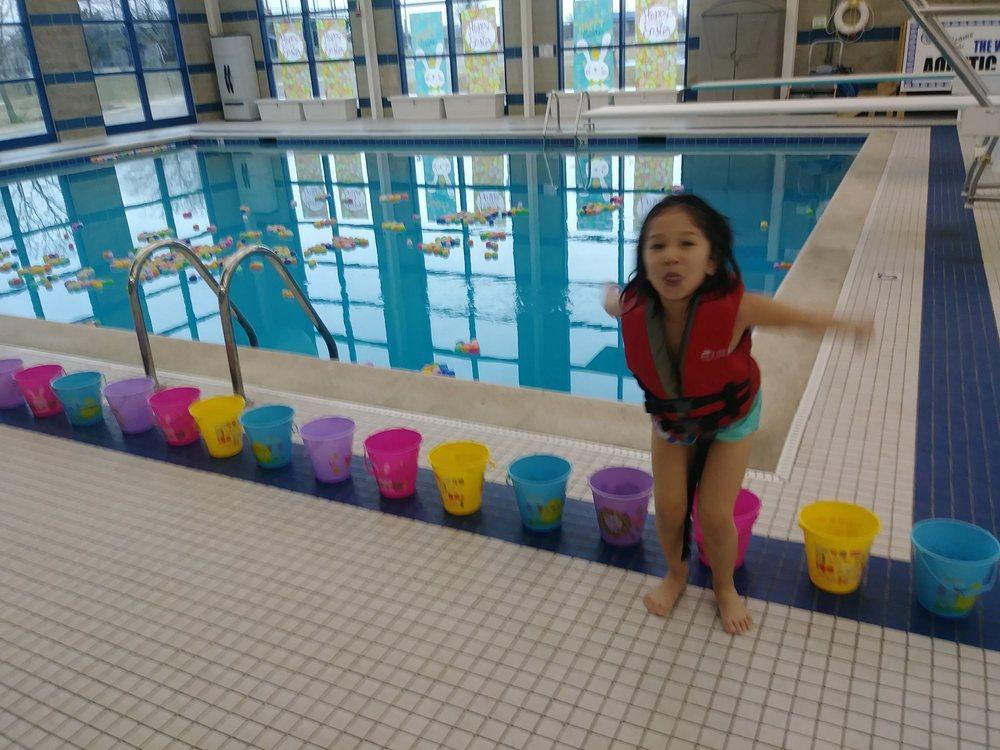 Water's Edge Aquatic Center: 545 John St, Bensenville, IL