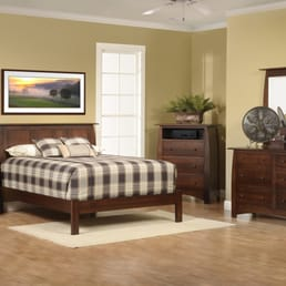 Photo Of Burress Amish Furniture   Elgin, IL, United States. Bordeaux  Bedroom Collection