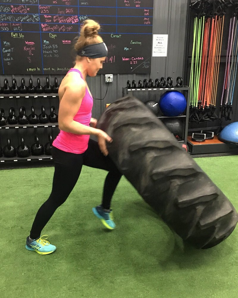 Small Town Fitness: 403 Jefferson St, GREENFIELD, OH