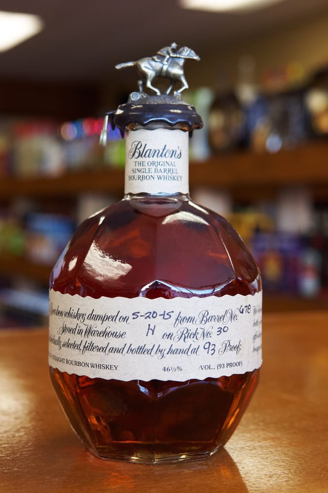 Blanton S Bourbon Is Highly Sought After Available At