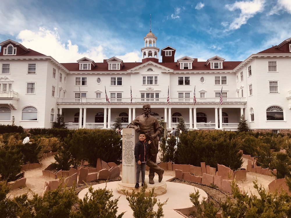 The Stanley Hotel Ghosts and History Tour