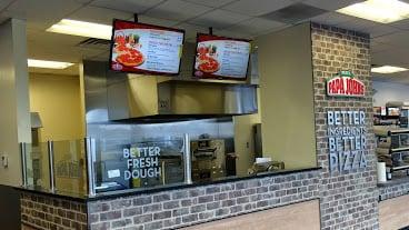 Papa John's Pizza: Wamego Short Stop, Wamego, KS