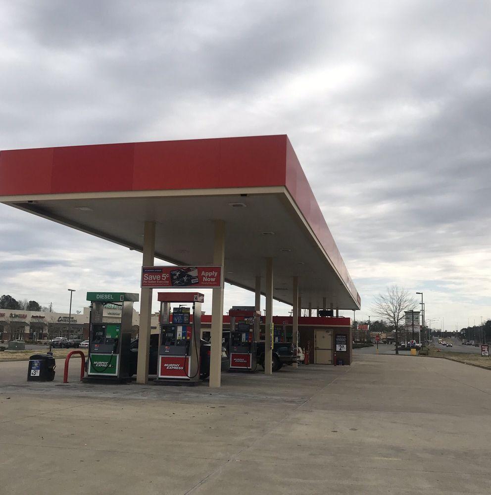 Murphy Express: 930 Gilbert Ferry Rd SE, Attalla, AL