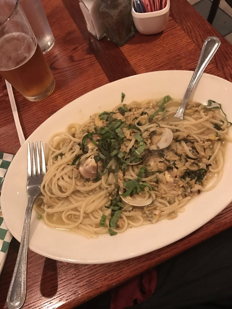Photo Of Ottavio S Italian Restaurant Lakeside Ca United States Linguini A La