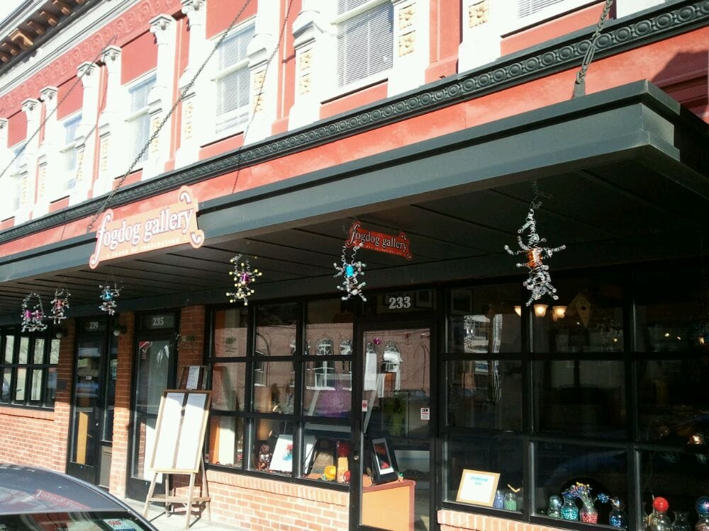 Fogdog Gallery: 223 N Olympic Ave, Arlington, WA