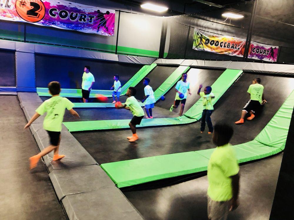 Flip N' Fun Center