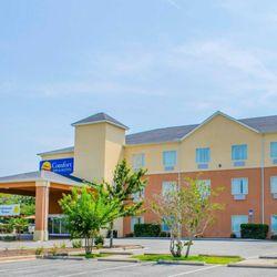 Photo Of Comfort Inn Suites Crestview Fl United States