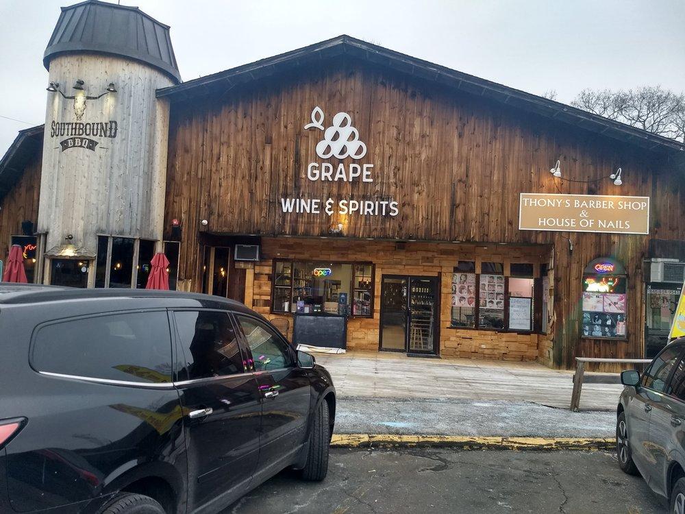 Grape Wine And Spirits Grape: 811 Chestnut Ridge Rd, Chestnut Ridge, NY