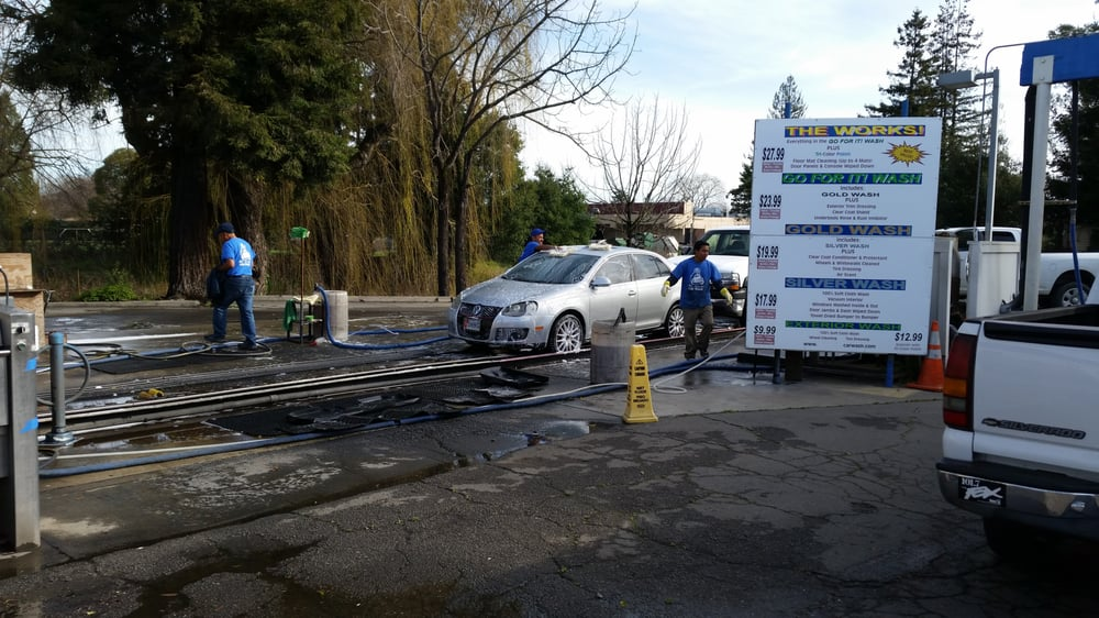 Sparkle City Car Wash