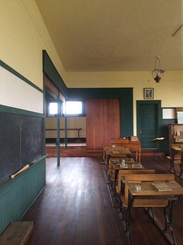 Allensworth School: 3320 Young Rd, Earlimart, CA