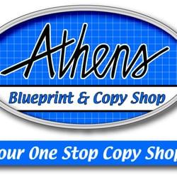 Athens Blueprint & Copy Shop - Printing Services - 269 W