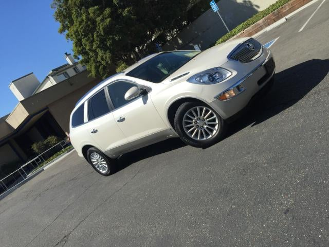 2008 buick family size one owner with navi like new yelp On platinum motors san leandro