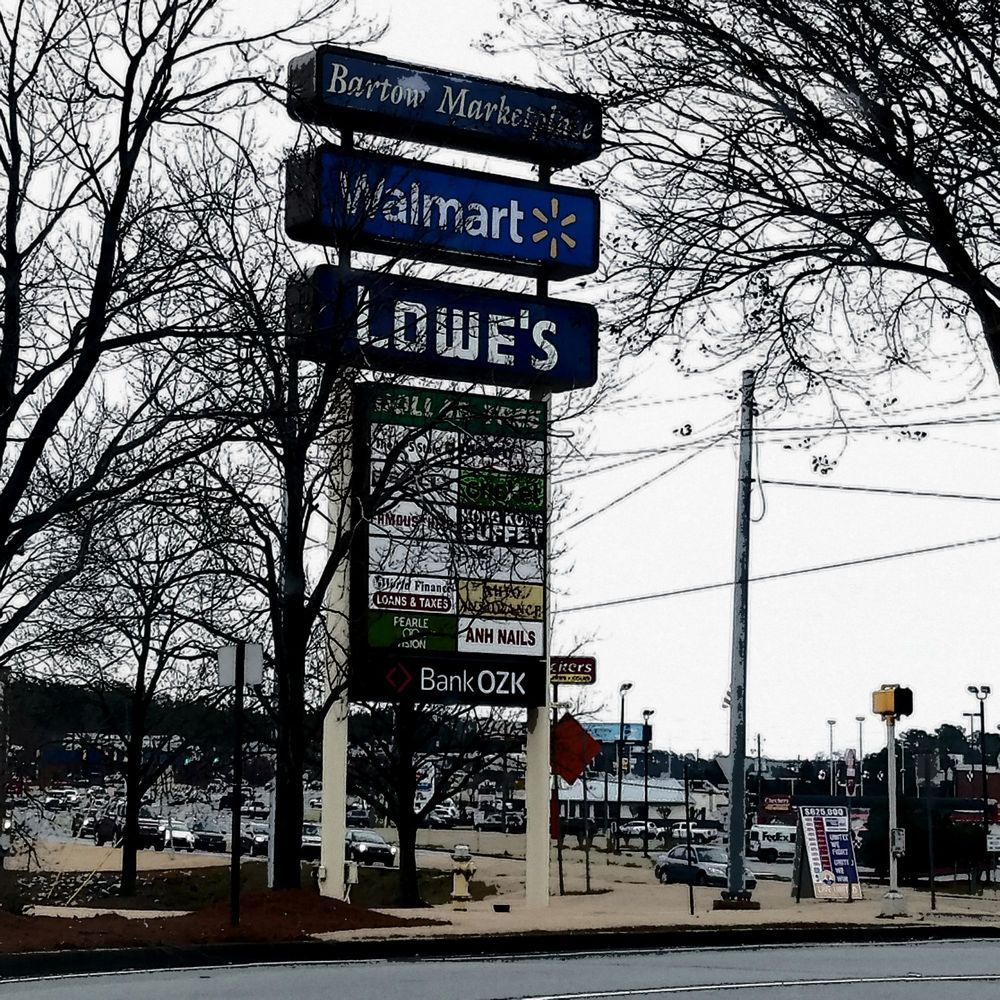 Bartow Market Place: 954 Joe Frank Harris Pkwy SE, Cartersville, GA