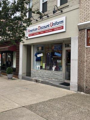 81691dd9da5 American Discount Uniform 4782 Liberty Ave Pittsburgh, PA Uniforms ...
