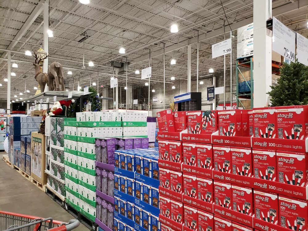 Costco Wholesale: 156 State Rt 10, East Hanover, NJ