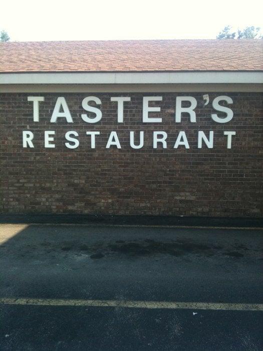 Taster's Restaurant: 720 N Martin St, East Prairie, MO