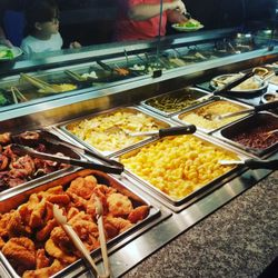 Nice Photo Of Patio Steakhouse   Cannelton, IN, United States. Buffet   Fried  Chicken