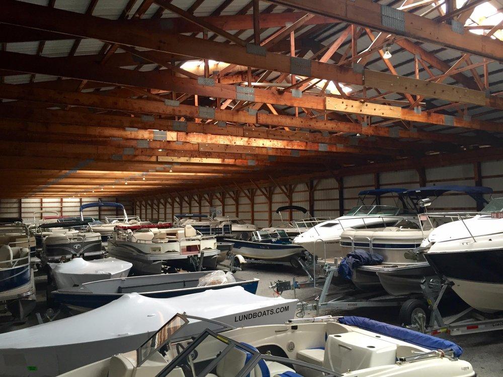 Robbins Marine: 4336 State Route 405, Milton, PA