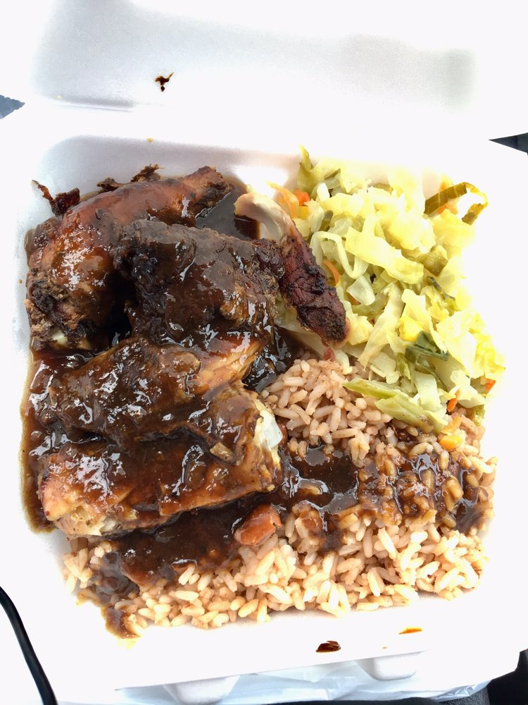 Food from Island Cuisine