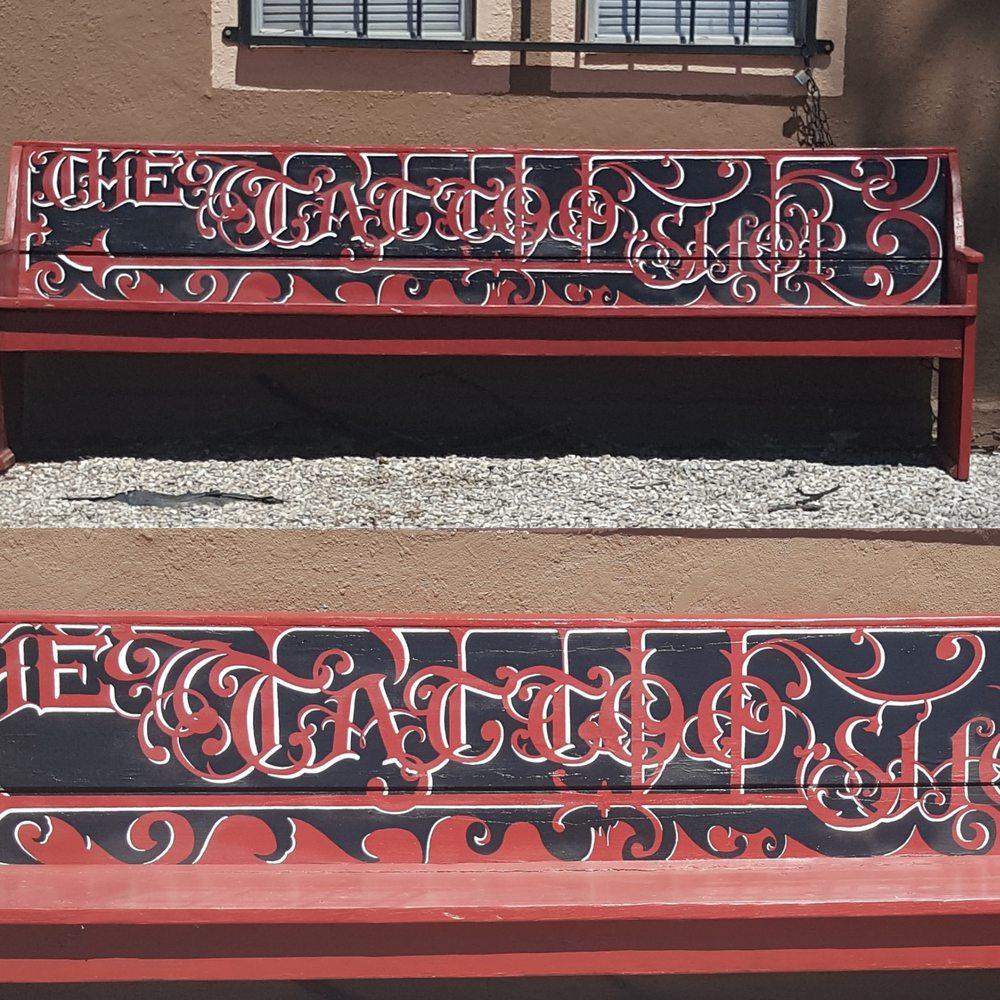 The Tattoo Shop: 704 N Canal St, Carlsbad, NM