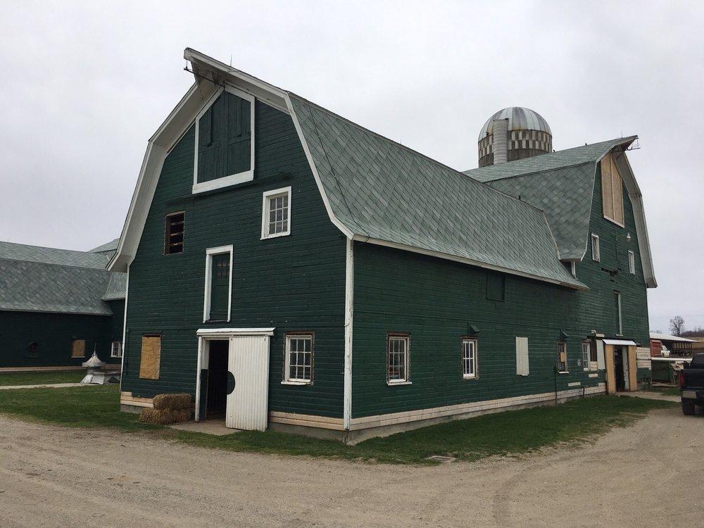 Green Vale Farm Creamery: 6553 Leonard St., Coopersville, MI