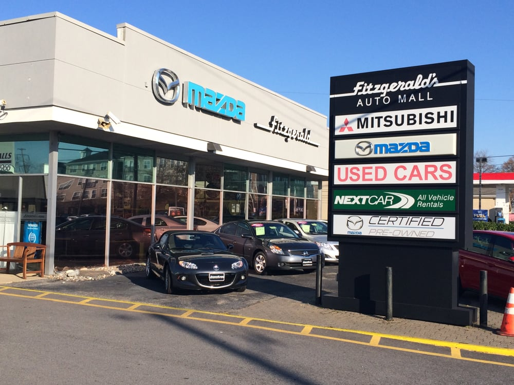 fitzgerald auto mall mazda mitsubishi 19 reviews car dealers 1930 west st annapolis md. Black Bedroom Furniture Sets. Home Design Ideas