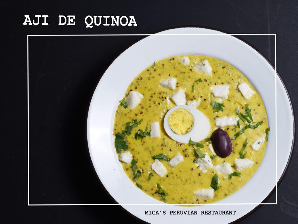 Mica's Peruvian Fusion Restaurant: 8421 Haven Ave, Rancho Cucamonga, CA
