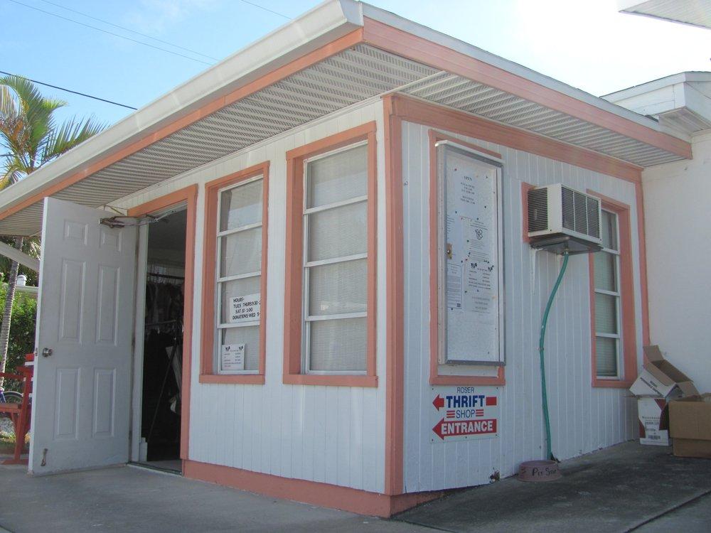 Roser Guild Thrift Shop: 511 Pine Ave, Anna Maria, FL